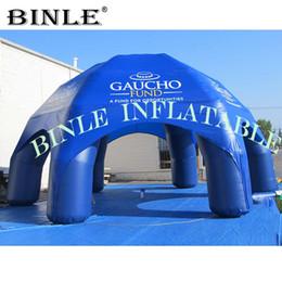 $enCountryForm.capitalKeyWord Australia - Custom Medium Blue Outdoor Trade Show10 meter diameter inflatable spider dome tent for event