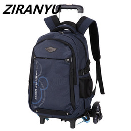 $enCountryForm.capitalKeyWord NZ - Children School Bags with 3 2 Wheels Removable Kids Child Trolley School Bag Boys Girls Rolling Backpack Wheeled Bookbag
