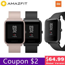 $enCountryForm.capitalKeyWord Australia - Huami xiaomi Amazfit Bip 2 Smart Watch GPS Gloness Smart-watch Searable Devices Beep English Version Huami Mi Pace Lite 45 Days