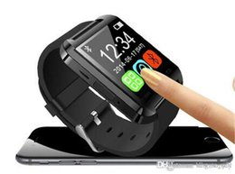 $enCountryForm.capitalKeyWord Australia - Smartwatch U8 Watch Smart Watch Wrist Watches for iPhone 4 4S 5 5S Samsung S4 S5 Note 2 Note 3 HTC Android Phone Smartpho OTH014 2016 new