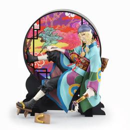 $enCountryForm.capitalKeyWord NZ - model toy Anime Mononoke Kusuriuri Ayakashi Kusuriuri 1 8 scale painted PVC Action Figure Collectible Model Toy 20cm KT2212