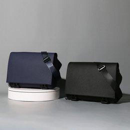 Code 1268 Fashion Men Messenger Bag Man Shoulder Bag Designer Male Crossbody Bags Flap Bag High Quality on Sale