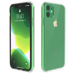 Crystal gel Case online shopping - Guranteed perfect fit For iPhone Pro XR XS MAX X Note S9 S10 plus Crystal Gel Case Ultra Thin transparent Soft TPU Clear Cases