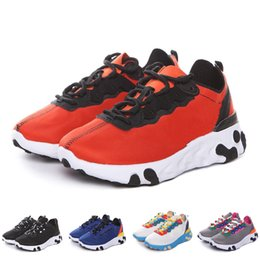 christmas gift shoes Australia - Christmas gift kids Running shoes children's casual sports boys and girls sports shoes children sneakers 28-35