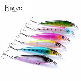 $enCountryForm.capitalKeyWord Australia - Biwvo 7.5cm 5g Minnow Fishing Lures Artificial Bait Metal Goods For Fishing Hard Ice Noeby Swimbait Wobler Small Fishes Perche