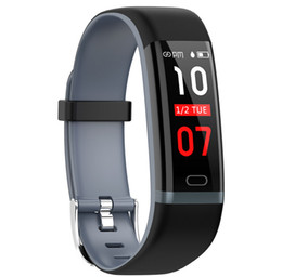 $enCountryForm.capitalKeyWord Australia - New design Y19 health life monitor call message reminder smart bracelet sport remote shot smart watch female physiology reminder