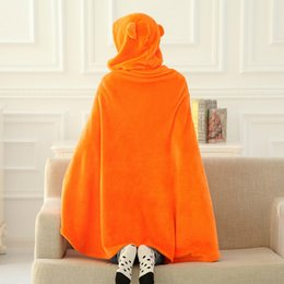 Adult Anime Games Australia - Himouto! Umaru Chan Cloak Anime Doma Cosplay Adult Costume Flannels Blanket Sweet Lovely Soft Hoodies Shimmer Shine Party Anime