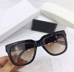 Discount new boards - New sell fashion designer sunglasses 4610 square frame features board material popular simple style top quality uv400 pr