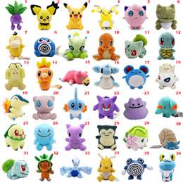 Discount raichu plush toys - Mimikyu Raichu Lapras Mew Dragonite Charmander Ditto Oddish Togepi Jigglypuff Mudkip Sylveon Snorlax Stuffed Dolls Plush