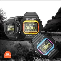 $enCountryForm.capitalKeyWord Australia - EX16T Sports Smart Watch Bluetooth IP67 waterproof Remote Camera Fitness Tracker Wearable Technology Running wristwatch for IOS Android