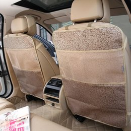 Kick Mats Australia - Kick Mats Back Seat Protectors Storage Organizer Pocket  Best For Protection From Kid's Dirt ,Waterproof Car Seat Covers