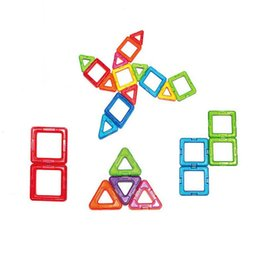 Magnetic Blocks Educational UK - Magnetic piece building blocks set Variety pulling magnetic piece laps wholesale children's educational toys pure magnetic piece