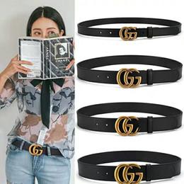Vente en gros Livraison gratuite 2018 Nouveau dragon chaîne boucle ceintures pour hommes de haute qualité g Boucle ceinture luxe style mode ceinture