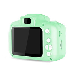 $enCountryForm.capitalKeyWord Australia - Children Photo Camera Kids Mini Digital Toy Camera With Photography Gifts For Above 3 Year Old Educational Toddler Toys