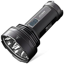 JETBeam T6 4 x CREE XP - L 4350Lm ao ar livre lanterna LED tocha venda por atacado