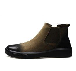 Men 2019 Boots British Martins Vintage Punk Winter Warm Shoes For Martins Skateboarding Shoes Desert Boots 25d50 Superior Materials Men's Boots