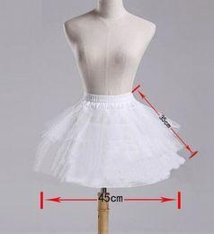 $enCountryForm.capitalKeyWord Australia - White A-Line Short Crinoline Petticoat,flower Girl dress Petticoat,Bustle Skirt,Boneless Bustle,underskirt Wedding Short Petticoat