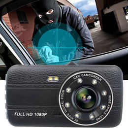 night photography camera 2020 - Car Video Recorder 4Inch Dash Camera Driving Recorder Camera Car DVR Night Vision Portable Driving Photography discount