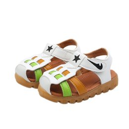 $enCountryForm.capitalKeyWord UK - Children Baby Boys Shoes Casual Color Toddler Soled Sandals Mixed Soft Breathable 1-4Y Anti-Slip Summer