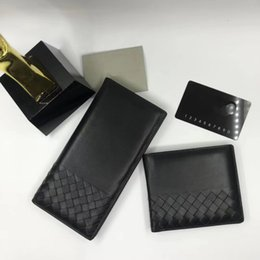 Euro notEs online shopping - Amazing Price with High Quality Fashion Euro Style Vintage Fashion Short Bi fold Men s Wallet Handwoven Lambskin Genuine Leather Card Holder