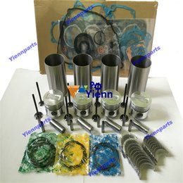 $enCountryForm.capitalKeyWord Australia - S4L2 engine overhaul rebuild kit with valve For Mowing machine HM1560 HM1720 diesel engine S4L2-E1 S4L2 repair parts
