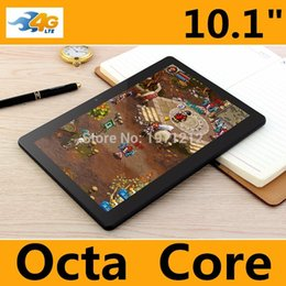 Discount 4g calling tablets - 10 inch 3G 4G Phone Call SIM card Android 7.0 Octa Core CE Brand WiFi GPS FM Tablet pc 4GB+64GB ROM Anroid 7.0 Tablet Pc