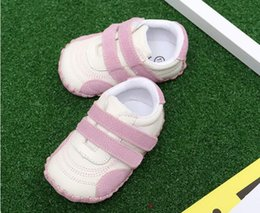 Infant Lowers Australia - 2019 spring new men and women baby anti-cassette low-top shoes 1-3 years old infant children's non-slip shoes