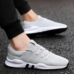 c6af0dc87a5 Hot 2019 Spring Lightweight Sneakers Fashion Autumn Famous Brand Lace-up  Style Shoes Comfortable Casual Style Men adult Footwear
