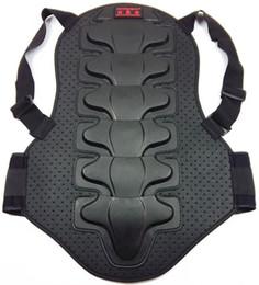 Accessoires moto en gros moto tout-terrain armure / équipement de protection sécurité cyclisme protection dorsale armures de corps sport anti-chute en Solde