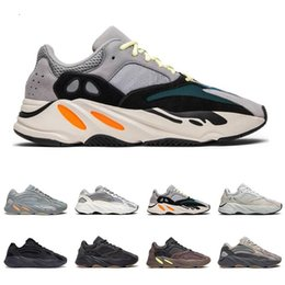 for magnets Australia - 700 kanye west running shoes for men women Magnet VANTA Static SALT Wave Runner Mauve INERTIA ANALOG mens trainers fashion sports sneakers
