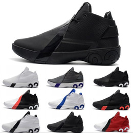 griffins shoes Australia - Wholesale Jimmy Butler III Jumpman Ultra Fly 3 Griffin Butler Men Basketball Shoes Triple Black White Blue designer 3s Sneakers