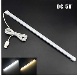 Bar Books Australia - 1Pcs USB Cable Powered DC 5V Book Lights 30 leds SMD2835 LED lamp Night Reading LED Bar light Tube