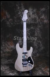 $enCountryForm.capitalKeyWord Australia - Starshine DK-FK01 DIY Electric Guitar Kits ASH Body Floyd Rose Bridge Unfinished Electric Guitar
