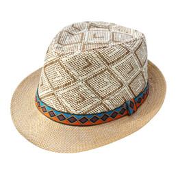 b4c6ffb883016 LNPBD Hot 2018 Summer Women Men Straw Sun Hat Elegant Queen Homburg  Gentleman Hat Beach Cap Panama Hat