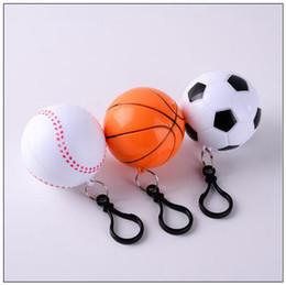 $enCountryForm.capitalKeyWord Australia - 90 *120cm Creative Disposable Pe Raincoats Storage Fall For Kids Mini Basketball Baseball Football Keychain Poncho Cca9454 100pcs