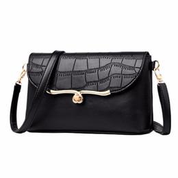Ladies Design Women Pu Leather Crossbody Messenger Bag Small Shoulder Bags  Closure Handbag Purses 5f4423452cc14