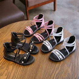 $enCountryForm.capitalKeyWord Australia - 2019 Hot Sale Baby Girl Sandals Fashion Sandals Baby Kids Fashion Roman Shoes Children Boys Girls Summer Casual Shoes #3