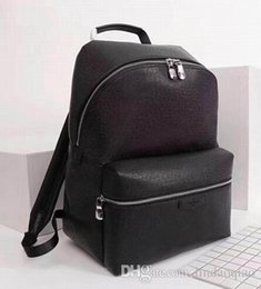 Discount new apollo - 2019 New Style Mens Leather Backpack Apollo Backpack M33450 Designer Mens backpacks Real Leather Bag taiga Leather Backp