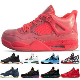 Wholesale Jumpman NRG Hot Punch Mens Basketball Shoes Designer Black White Pizzeria s Tattoo Singles Day Black Gum Fire Red Sports Sneakers