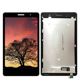 Lcd paneL repLacement for tabLet online shopping - LCD Display Screen Digitizer Assembly for Huawei Mediapad T3 KOB W09 Tablet Replacement Parts Black