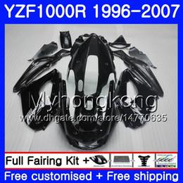 $enCountryForm.capitalKeyWord Australia - Body For YAMAHA Thunderace YZF1000R 96 97 98 99 00 01 238HM.11 YZF-1000R YZF 1000R Gloss black 1996 1997 1998 1999 2000 2001 Fairings kit