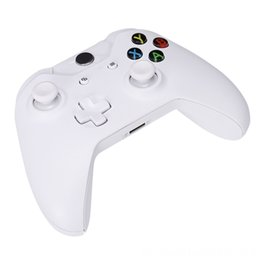 computer wireless controller NZ - Wireless Controller Batteries & Chargers Game Accessories for Xbox One Computer Pc Controller Controle Mando for Xbox One Slim Console Gamep