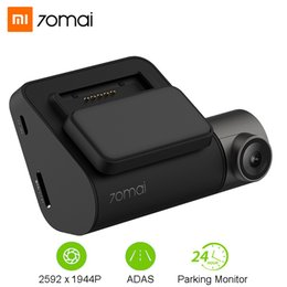 Voice Controlled Cameras Australia - Xiaomi 70Mai Pro Dash Cam Smart Car DVR Camera Wifi 1944P GPS ADAS Video Recorder 24H Parking Monitor Voice Control