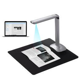 $enCountryForm.capitalKeyWord Australia - Aibecy F50 Foldable HD USB Book Document Camera Scanner 15 Mega-Pixels A3 &A4 LED Light AI Technology Foot Pedal Scanner