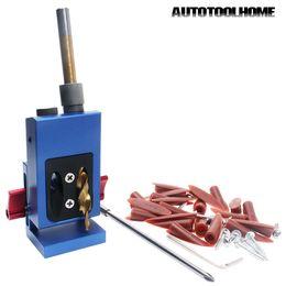 "$enCountryForm.capitalKeyWord Australia - ools Drill Bit Pocket Hole Jig Set 9.5mm 3 8\"" Titanium Coated Drill Bit Stop Collar Screws for Kreg Woodworking Joinery DIY Carpentry Pr..."