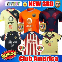 e970ed09944 Unam soccer jerseys online shopping - New Chivas de Guadalajara Home Jerseys  Soccer Jerseys MEXICO Club