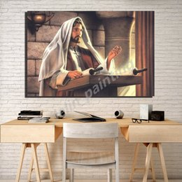 16x24 painting Australia - God Christ Jesus Warned Remember The Sabbath Day Poster Painting on Canvas Bedroom Wall Art Decoration Pictures Home Decor