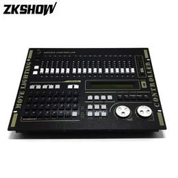 $enCountryForm.capitalKeyWord Australia - Super Pro 512 Lighting Console International Intelligent Moving Light Controller Dimmer Stage DJ Disco Lighting With Flightcase