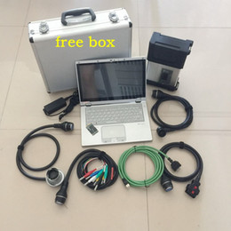 Mb Box NZ - MB Star C5 SD Connect C5 with 2019.05 SSD full set in cf-ax2 i5 8g tablet diagnostic laptop and free box