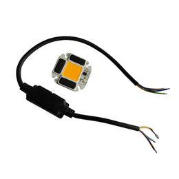 Опт 10X новый 70 Вт COB LED интегрированный IC свет двигателя прямого подключения переменного тока 220 В С анти стабильность подключения линии бесплатная доставка